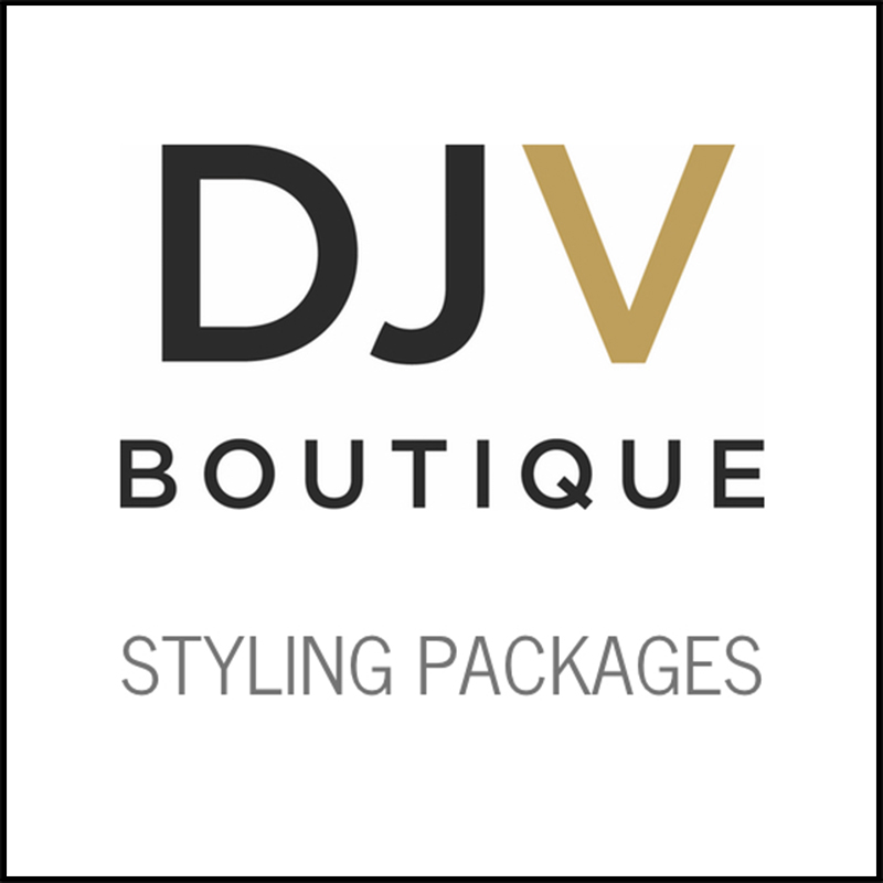 DJV Boutique Styling Packages