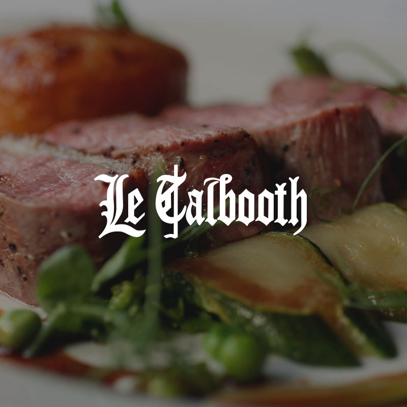 Le Talbooth eGift Voucher
