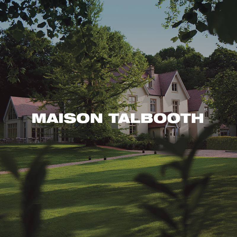 Maison Talbooth eGift Voucher