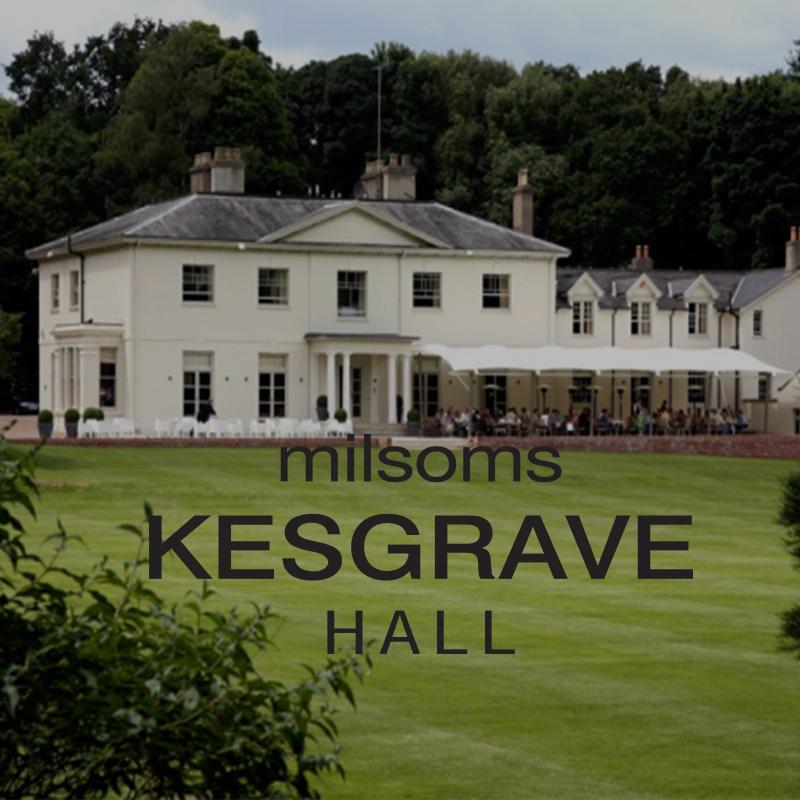 Milsoms Kesgrave Hall eGift Voucher