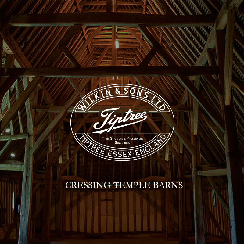 Tiptree Cressing Temple Barns