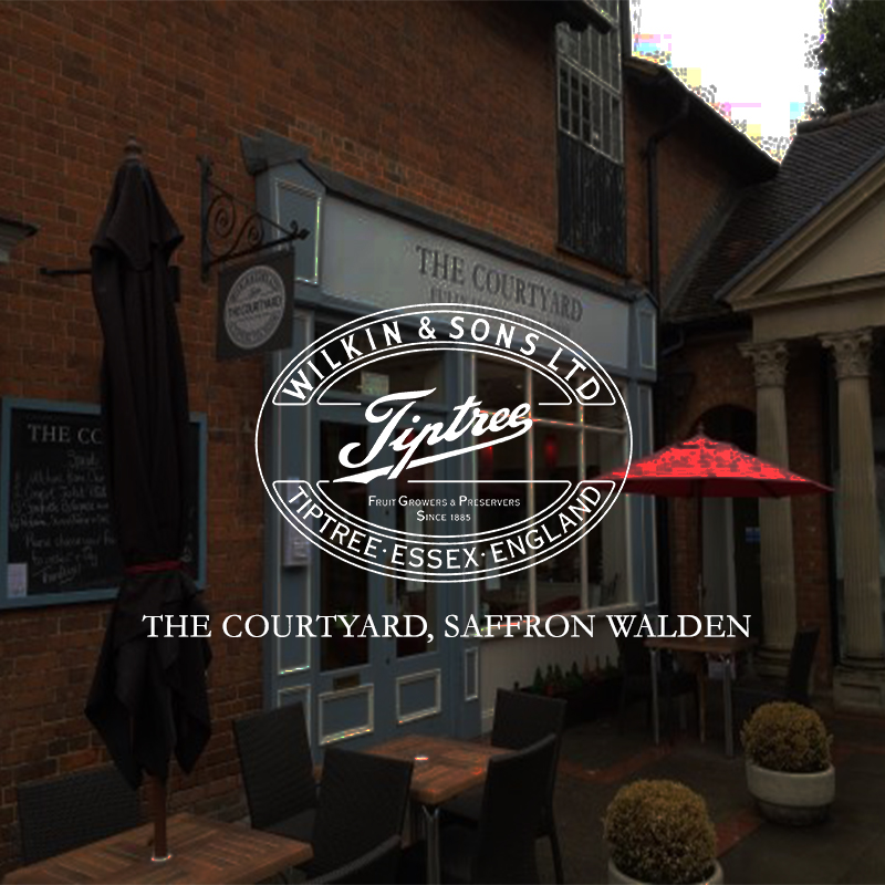 Tiptree The Courtyard, Saffron Walden