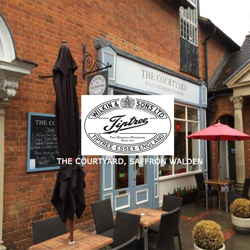 The Courtyard, Saffron Walden