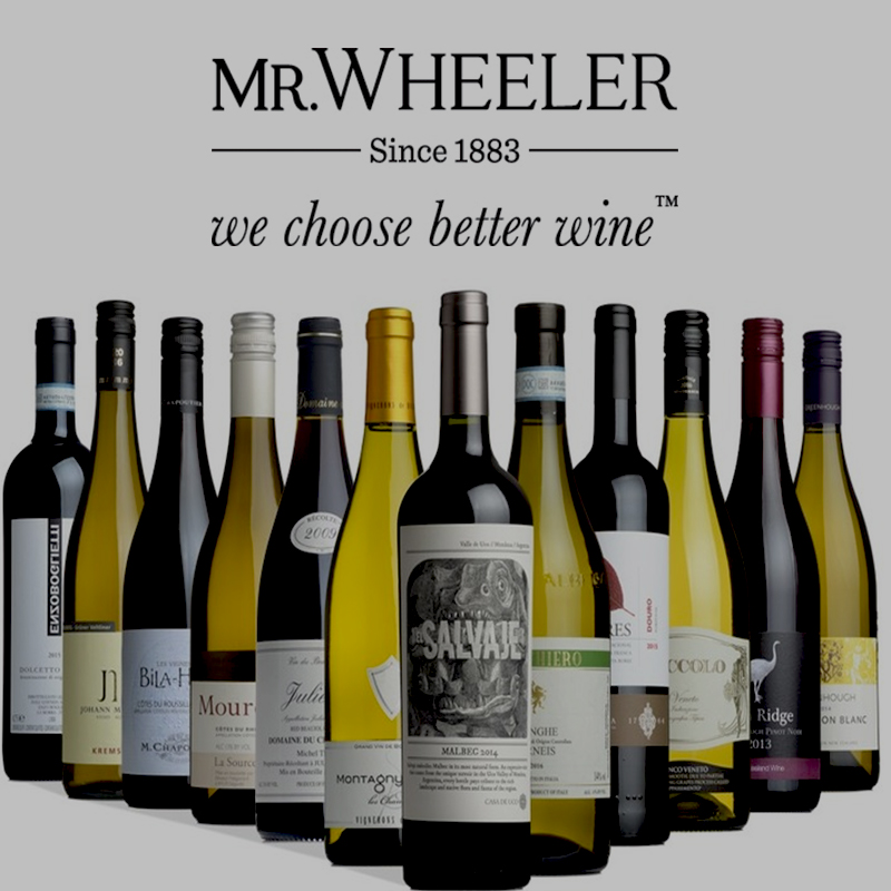 Mr. Wheeler Wine