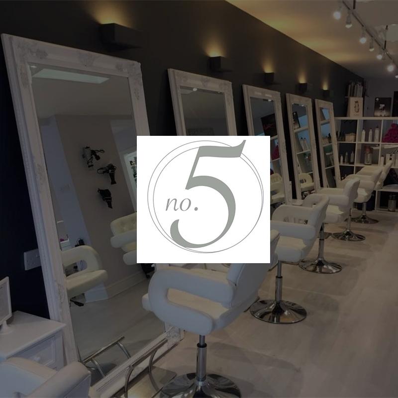 No 5 Hair & Beauty Lounge