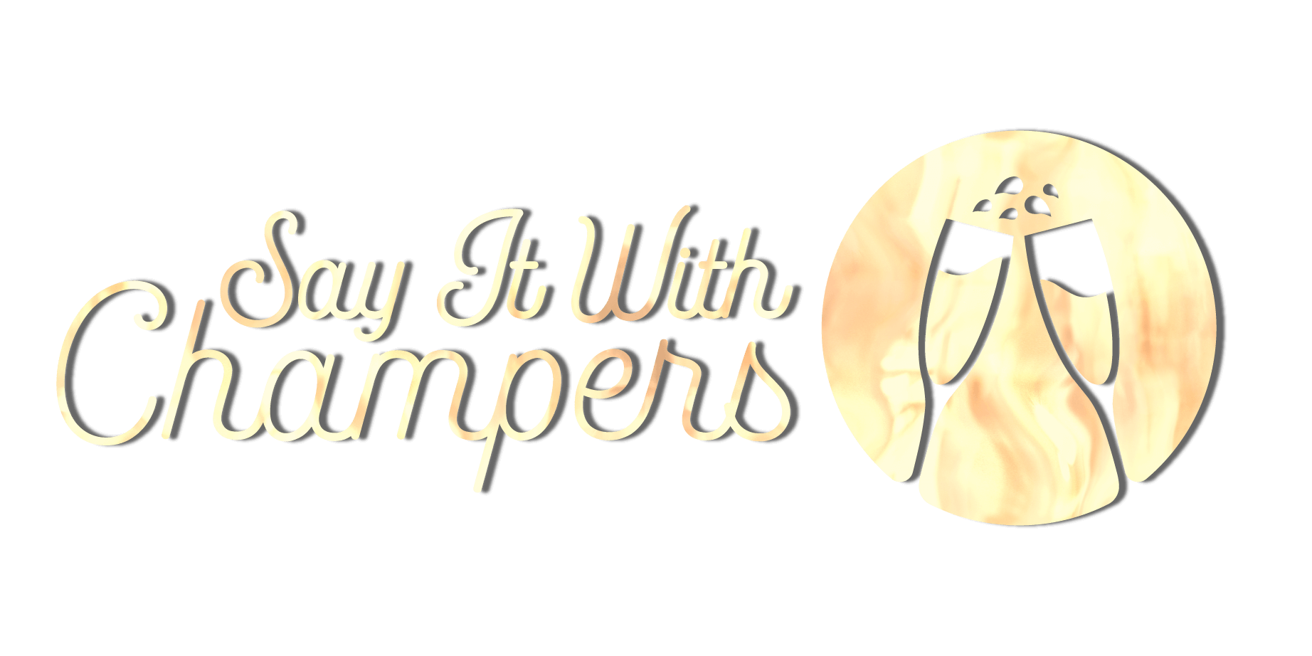 Say It With Champers