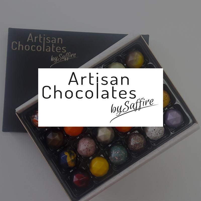 Artisan Chocolates By Saffire