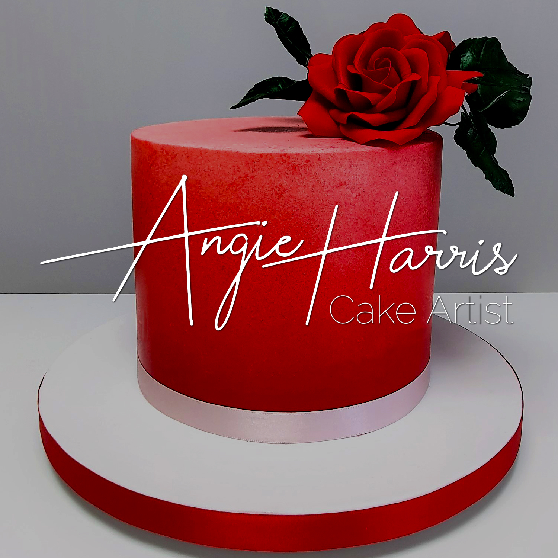 Angie Harris Cake Artist