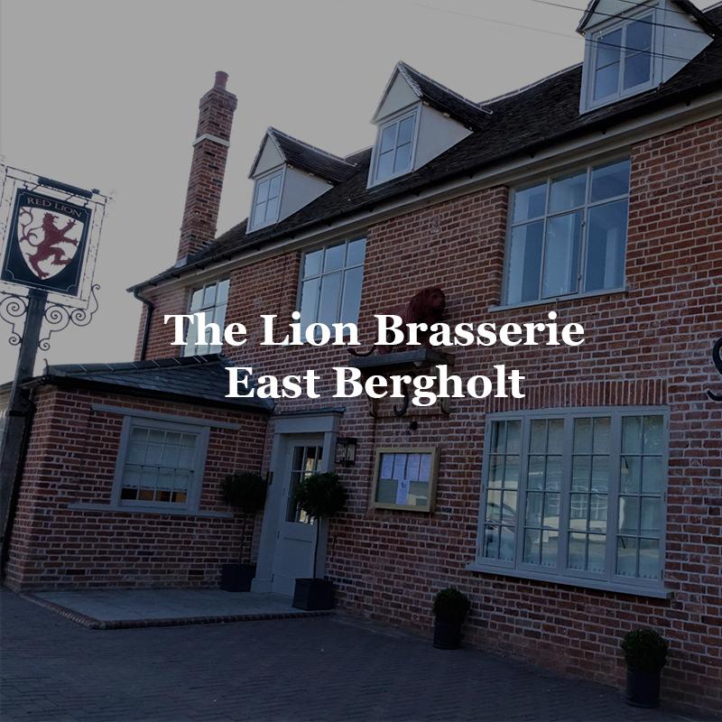 The Lion Brasserie, East Bergholt